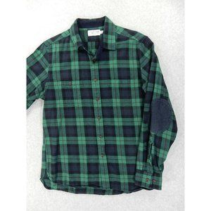 GuideBoat Co. Red Feather Flannels Plaid Shirt